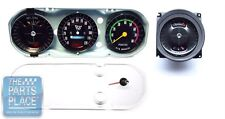 1965 Gto Oem Factory Rally Gauge Setup - Factory Show Quality - Metal Housing