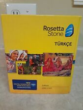 Rosetta Stone Turkish Level 1-3 Set for PC