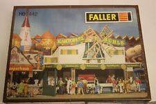 FALLER H0 HO 442 IMBIß KARTOFFELMÜHLE        BAUSATZ TOP!OVP!! OW95/40
