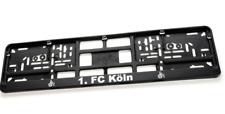 1. FC Köln Kennzeichenverstärker / Nummernschildhalter ** Logo **