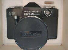 Kodak Instamatic Reflex Type 062 SLR Film Camera f/1.9 50mm Xenon
