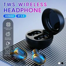 New listing Tws Bluetooth V5.0 Wireless Earphone With Microphone Sports Waterproof Headsets