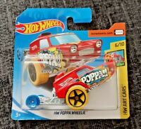 MATTEL Hot Wheels  HW POPPA WHEELIE  Brand New Sealed