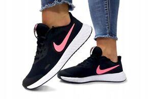 Nike Running Trainers Nike Revolution 5 GS Girls Womens Gym Fitness Trainers