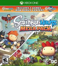 Scribblenauts Mega Pack Xbox One New Xbox One,Xbox One