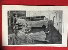 m2o ephemera 1905 book plate she haggard alone in the shadow