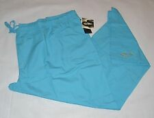 NEW Scrubs * Baby Phat Uniform Scrub Pants * 5X 5XL * River Blue