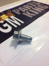 GM OEM-Engine Oil Drain Plug 11562588