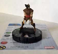 HeroClix The Uncanny X-Men #020  WOLVERINE   MARVEL