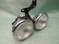 TRIUMPH lights+bracket (int.*) SPEED TRIPLE 955i Scheinwerfer+Halter