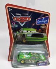 New Disney Pixar Cars Chick Hicks Supercharged Die-Cast Toy Car Mattel