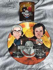 MIKE & THE MAD DOG REUNION T-SHIRT WFAN MIKE FRANCESA CHRIS RUSSO RARE MEDIUM