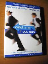 Catch Me If You Can 2002 OOP 2DVD Leonardo Di Caprio / Hanks WS DreamWorks 2003