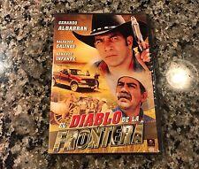 El Diablo De La Frontera New Sealed DVD! REC Thesis Marshland Viridiana Cronos