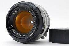[Near Mint] Nikon NIKKOR SC Auto 50mm f/1.4 from japan #158