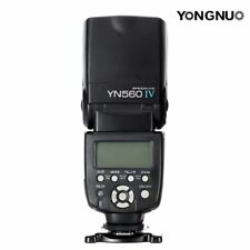 YONGNUO YN-560 IV Wrieless Speedlite Flash for Canon Nikon Sony Pentax Fuji DSLR