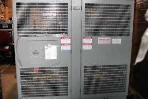 1000KVA HAMMOND TRANSFORMER + Panel Board