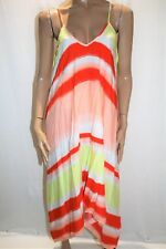 TARGET Brand Sunburst Asymmetric Maxi Dress Size 12 BNWT #TH21
