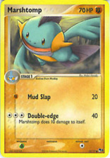 Pokemon Cards Marshtomp POP 3 Promo Common 15/17 NM