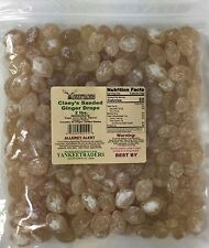 Claey's Ginger Sanded Hard Candy 2 lbs. ~ YANKEETRADERS ~ FREE SHIPPING