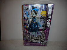 Monster High Doll - Frankie Stein - Welcome To Monster High - New in Box