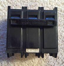 Sylvania C350 3 Pole 50 Amp Circuit Breaker E16248