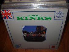 KINKS pye history of british pop music ( rock )