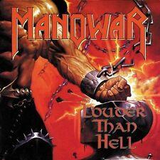 Manowar - Louder Than Hell [New CD]