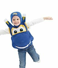 GIOCHI PREZIOSI costume bambino JEROME SUPER WINGS 3-4 anni CARNEVALE 110 022565