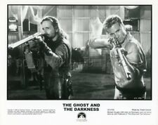MICHAEL DOUGLAS VAL KILMER  THE GHOST AND THE DARKNESS  1996  PHOTO ORIGINAL