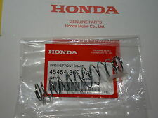HONDA FRONT BRAKE CABLE RETURN SPRING XR70 XR75 XR80 XR100 XR200 GENUINE PART