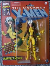 "Exclusive X-Men Marvel Legends Vintage Retro Rogue Action Figure 7"" Target"