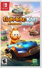 Switch - Garfield Kart: Furious Racing