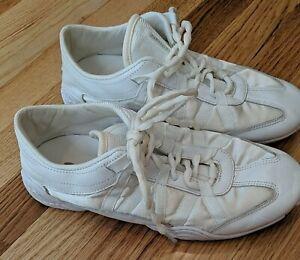 Nfinity Evolution NF-1003-0000 Cheer Shoes Cheerleading Lightweight WhiteSz 9