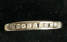 New Product Diamond Eternity ring in White Gold   (03)