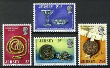 Jersey 1973, Artifacts set VF MNH