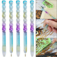 5D DIY Diamond Painting Point Drill Pen Tool Cross Stitch Kits Embroidery Mosaic