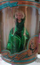 Barbie Marilyn Monroe Dsi - Emerald Evening Marilyn Collector's Series 93'