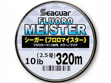 KUREHA SEAGUAR FLUORO MEISTER 320m 10lb #2.5