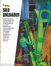 Farm Equipment Brochure - Badger - 2400 3600 - Silo Unloader Blower (F4164)