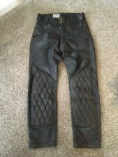 Authentic Vintage Langlitz Leathers Padded Leather Pants
