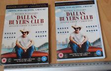 Dallas Buyers Club  UK Region 2 DVD