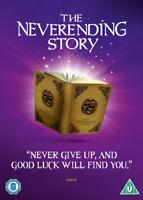 The Neverending Story DVD (2008) Noah Hathaway, Petersen (DIR) cert U ***NEW***