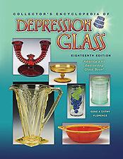 ELEGANT GASSWARE OF THE DEPRESSION ERA Book 18th Ed.NEW