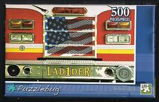 Fire Truck Ladder One 500 piece Puzzlebug Jigsaw Puzzle NEW IN  BOX!