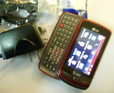 GOOD LG Xenon GR500 Touch QWERTY Camera 3G Bluetooth GSM Slider AT&T Cell Phone
