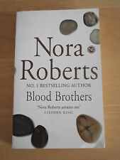 NORA ROBERTS - BLOOD BROTHERS