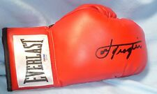 Smokin Joe Frazier Signed Everlast Boxing Glove PSA/DNA COA R Autograph Auto'd