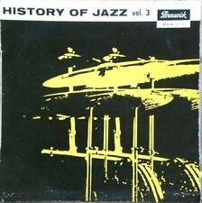 History of jazz vol 3, LP