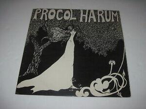 Procol Harum - Procol Harum LRZ 1001. 1967 1st UK pressing Regal Zonophone VG/VG
